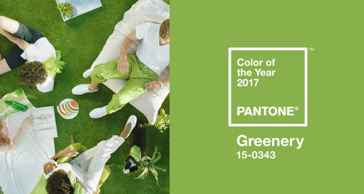 Verde colore pantone 2017 rubrica colore flobidesign for Verde pantone 2017